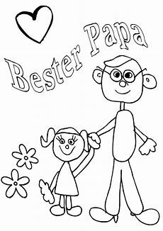 Vatertag Malvorlagen Hari Ini Gratis Vatertag Malvorlage Bester Papi Zum Ausmalen Http