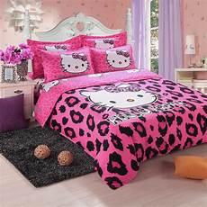 brand logo hello bedding set children cotton bed