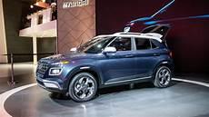 2020 Hyundai Suv by 2020 Hyundai Venue Is Korean Brand S Smallest Suv Yet