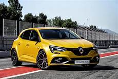 2019 renault megane rs 2019 renault megane rs trophy unveiled as most powerful