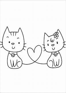 Ausmalbild Prinzessin Katze Ausmalbilder Katzen 13 Ausmalbilder Kinder