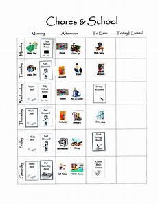 And Doug Chore Chart Chores Charts And How To Begin Rocket City