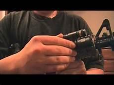 Utg Laser Light Combo Review Of The Utg Light And Laser Combo Elp38 Youtube