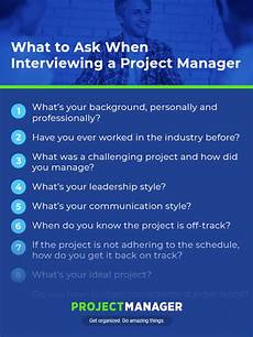 Interview Questions Account Manager The 23 Best Project Manager Interview Questions