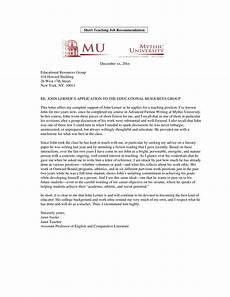 Letter Of Recommendation For Promotion Faculty Promotion Recommendation Letter Templates At