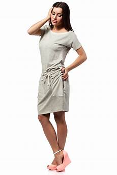 sleeve dress shirts braided grey flecked shirt dress with braided waist belt