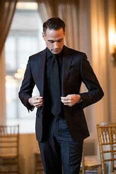 Tie Black Black Tie Alternative Keep It Uniform He Spoke Style