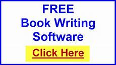 Free Books Template Book Writing Software Templates 100 Free To Write A