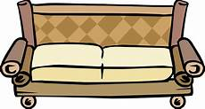 Disney Flip Sofa Png Image by Bamboo Club Penguin Wiki Fandom Powered By Wikia