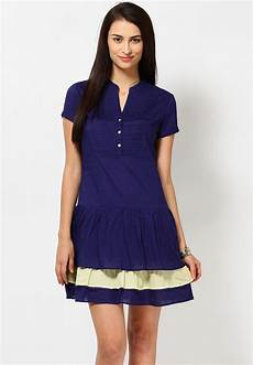 casual dresses as as it gets navy blue dress