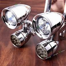 Harley Light Fairing Mounted Driving Lights Amp Led Smoke Turn Signals For