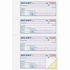 Receipt Copy Adams Money Rent Receipt Book Ld Products