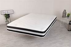 micro quilted 3d black white memory foam mattress