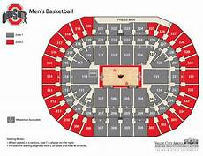 Ohio State Basketball Arena Seating Chart Ohio State Basketball Creating Student Section Closer To