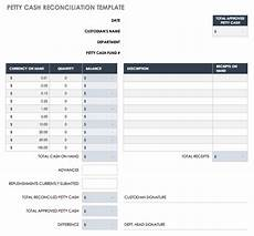 Account Reconciliation Template Excel Excel Templates Daily Reconciliation Sheet