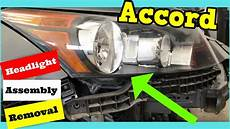 2012 Honda Accord Light Removal 2008 2009 2010 2011 2012 Honda Accord How To Remove