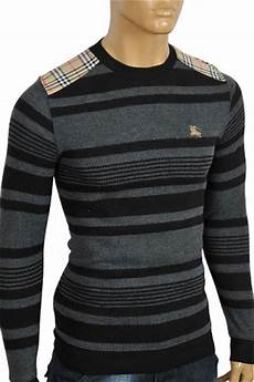 Mens Designer Sweaters On Sale Mens Designer Clothes Burberry Men S Sweater 40