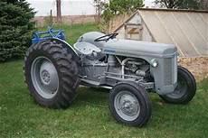 1952 Ferguson To30 Antique Tractor