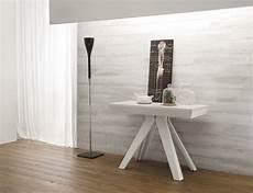 tavolo a consolle consolle allungabile in tavolo 3 metri in alluminio e