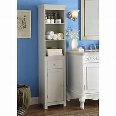 4d concepts rancho bathroom tower storage cabinet