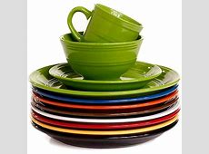 Mainstays 16 Piece Stoneware Dinnerware Set, Assorted