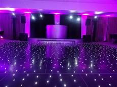 Light Up Dance Floor Props Curlew Secondhand Marquees Dance Floor Grumpy Joes