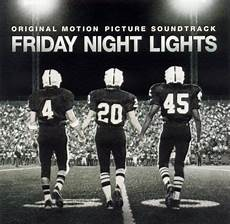 Friday Night Lights Original Movie Soundtrack Click To Embiggen