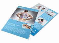 Chiropractic Flyers Family Chiropractic Clinic Flyer Template Mycreativeshop