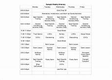 Itinerary Example 11 Trip Itinerary Templates Free Sample Example