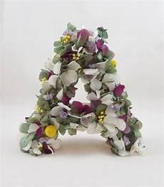 letras con flores letras decoradas de flores preservadas detalle benidorm
