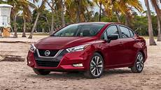 nissan versa sedan 2020 2020 nissan versa still america s least expensive new car