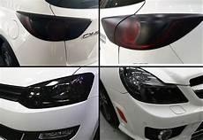 Light Tint Price 12 Quot X71 Quot Dark Black Car Gloss Headlight Taillight Fog Light