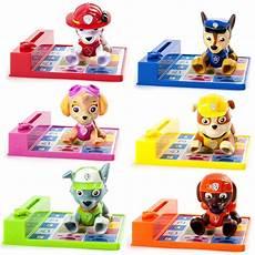 paw patrol selezione deluxe figure di gioco back flip ebay