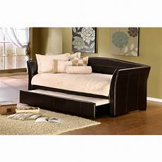 Trundle Sofa Bed 3d Image hillsdale montgomery daybed w trundle 1560dbt