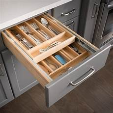 nested silverware cutlery drawer all cabinet parts
