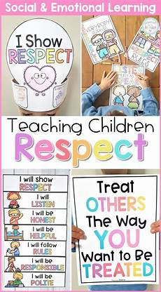 respect gratitude social emotional learning