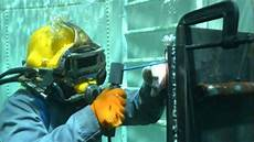 Underwater Welding Best Underwater Welding Closeups Youtube
