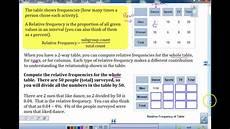 Bivariate Data I2 Math 8 Analyze Bivariate Data Youtube