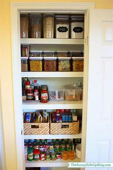 small kitchen pantry organization ideas pantry organization the next level the side up