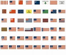 Flags Timeline Us Flag Timeline Quiz By Kfastic