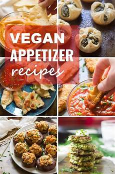 15 vegan appetizers to get this started