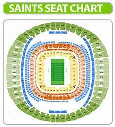 Saints Virtual Seating Chart Saints Dolphins Tickets Mercedes Benz Superdome