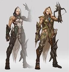 Design An Elf Google Night Elf Warrior Art Google Search Character Art Elf