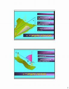 dispense topografia misurazioni geodetiche dispense
