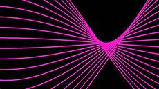 Pink And Black Background Pink Lines Wave Creation Black Background Animation Free