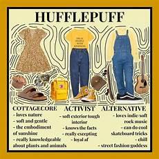 cottagecore hufflepuff hufflepuff aesthetic