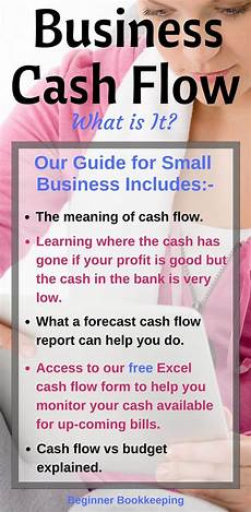 What Is Cash Flow In Business What Is Cash Flow