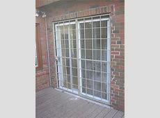 security bars for sliding glass doors 3   Dream house