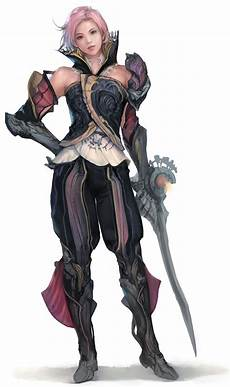 Aion Design Aion Concept Art Character Illustration Character