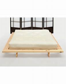 japan futon bed modern clean lines and tatami mats uk